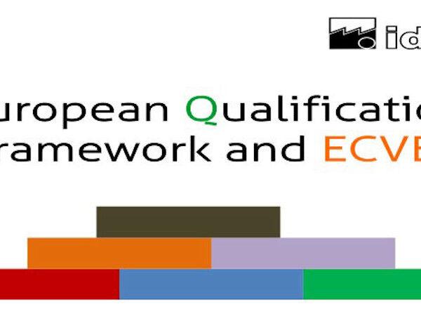 European Qualification Framework and ECVET