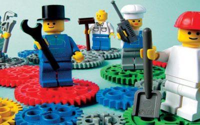 Εργαστήριο Lego® Serious Play®: Αποτελεσματικές Ομάδες Πωλήσεων