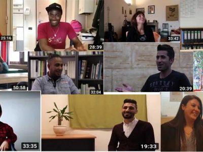 E-Course για εκπαιδευτές νέων βασισμένο στην μεθοδολογία του Videocasebook