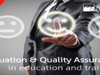 E-learning course: Evaluation and Quality Assurance in education and training
